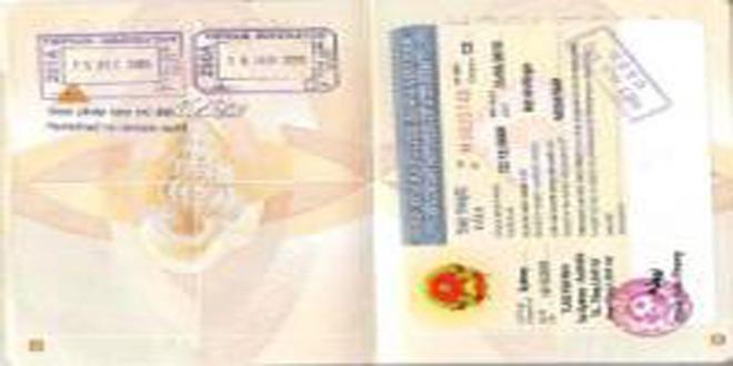Gia hạn visa du lịch 1 tháng 1 lần tại Hà Nội