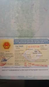 Visa du lịch