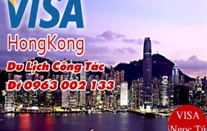 Xin visa Hồng Kong du lịch công tác