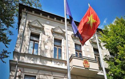 Đại sứ quán Việt Nam tại Châu Á