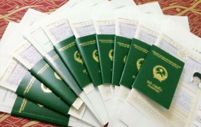 Thủ tục làm visa hàn Quốc theo đoàn