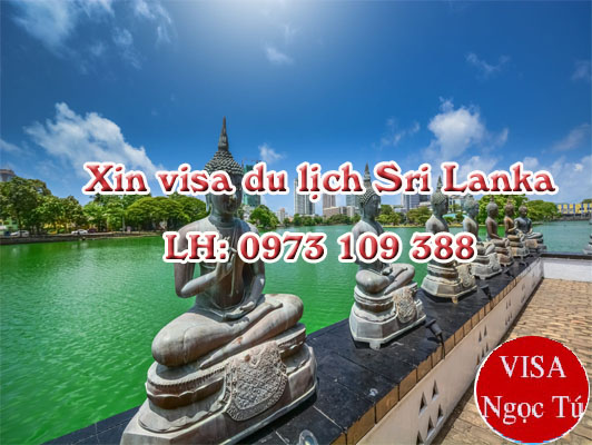 Xin visa du lịch Sri Lanka