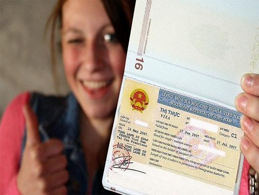 Gia hạn thêm 15 ngày visa cho người Pháp