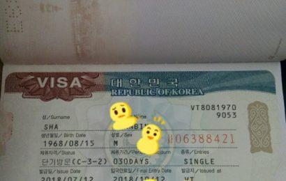 Làm visa Trung Quốc cho người nước ngoài tại Hải Phòng