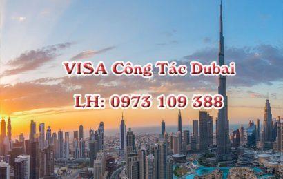 Làm visa công tác Dubai