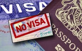 Quốc gia nào miễn visa cho Việt Nam