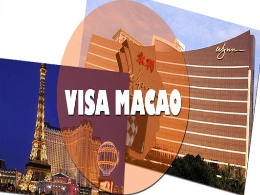 Dịch vụ làm visa Macau