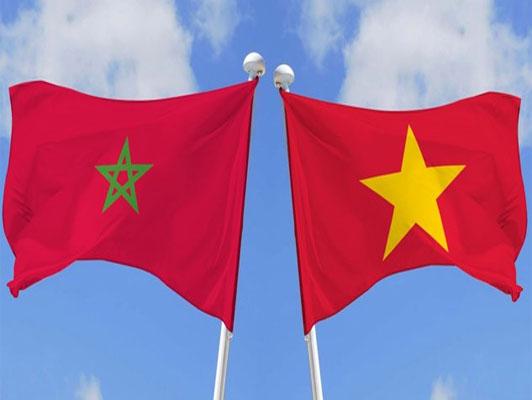 Công văn nhập cảnh Việt Nam cho người Maroc