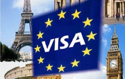 Thủ tục làm visa Schengen