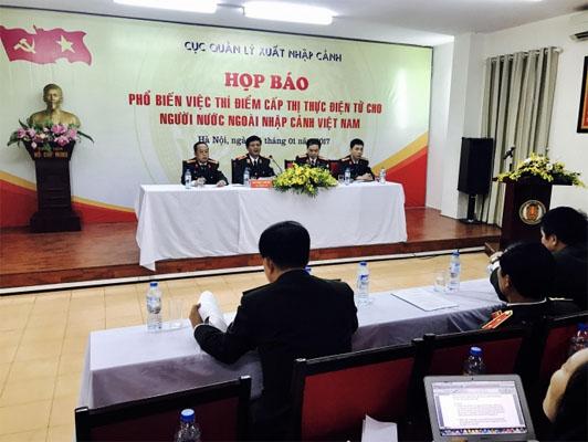 Danh sách 40 nước có công dân được thí điểm cấp visa điện tử Việt Nam