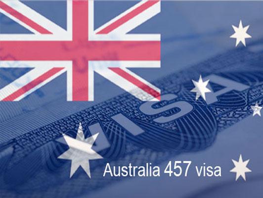 Australia bỏ visa làm việc tạm thời 457