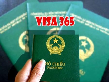 Xin gia hạn visa cho các quốc tịch khó