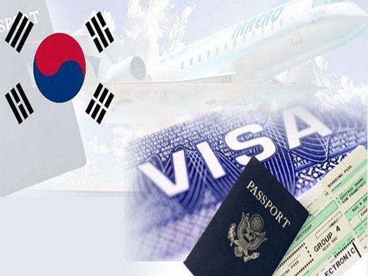 Gia hạn 15 ngày visa cho khách Hàn Quốc tại Hà Nội