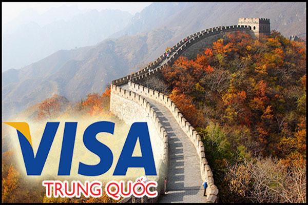 Làm visa Trung Quốc