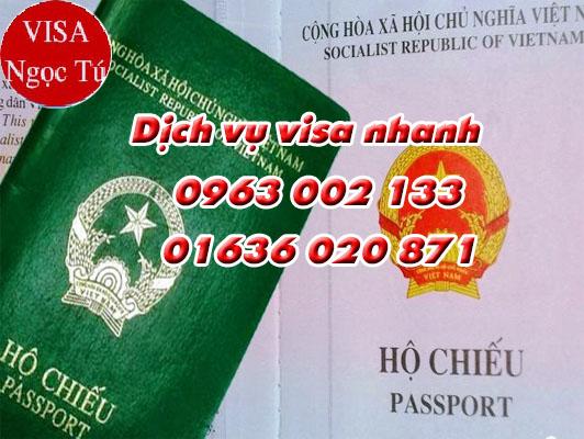 Thủ tục làm visa Bangladesh